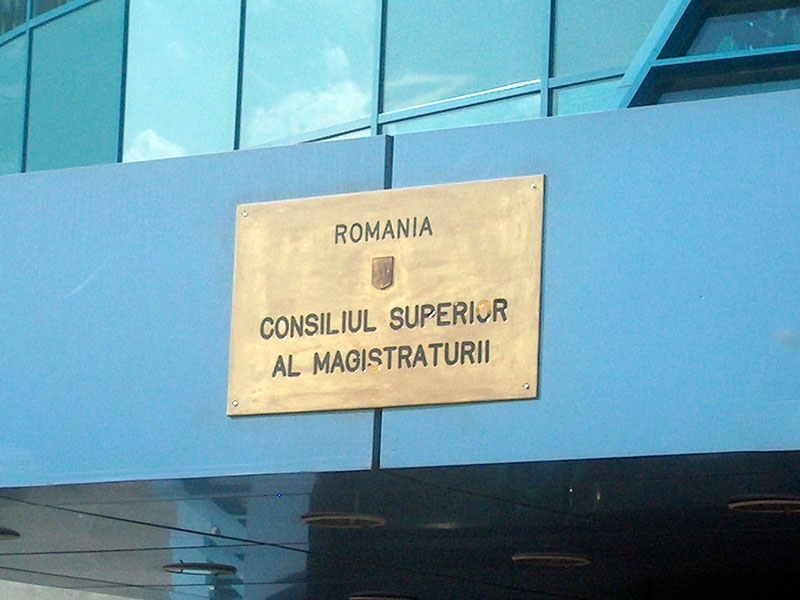 Superior Judicial Council of Romania