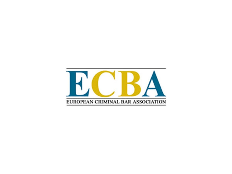 The European Criminal Bar Association (ECBA)
