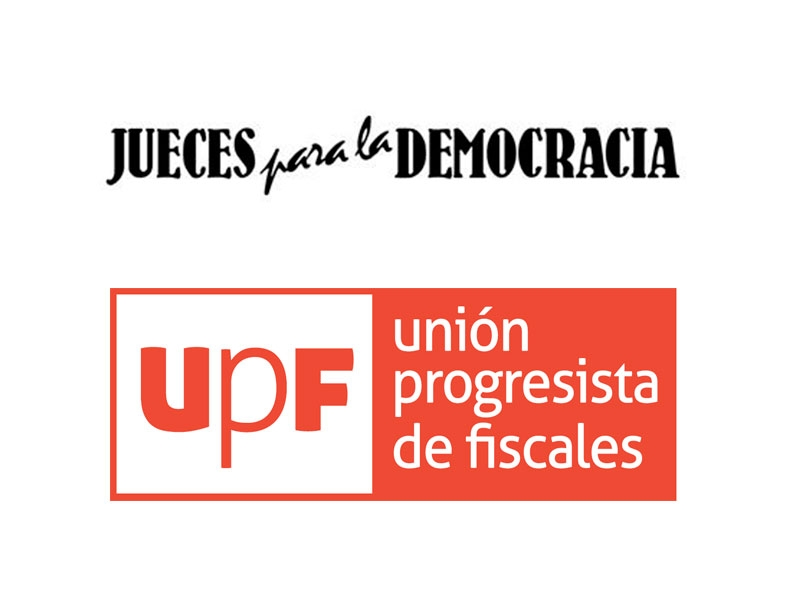 Joint letter to the ambassador of Turkey in Spain written by the Union Progresista de Fiscales and Jueces para la Democracia