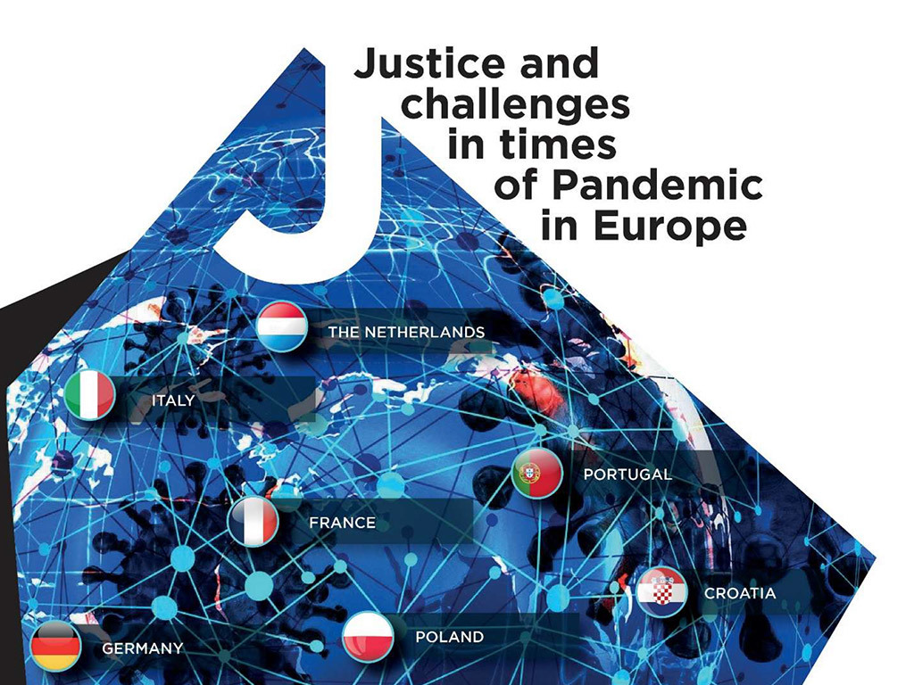 "E-book ""Justice and Challenges in Times of Pandemic in Europe"""