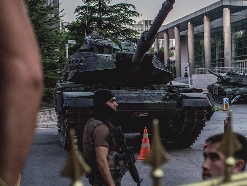 Turkey military coup (Source amnesty.org Photo: Getty Images)